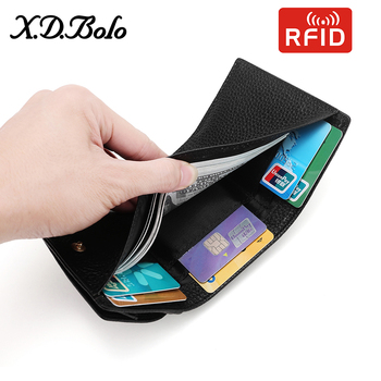 Fashion Women Wallet Leather Small Rfid Blocking Card Holder Purses Genuine Leather Female Wallet Mini Coin Pocket Purse Ladies genuine leather women wallet fashion cute women s wallet small zipper coin wallet female short leather women purse card wallet