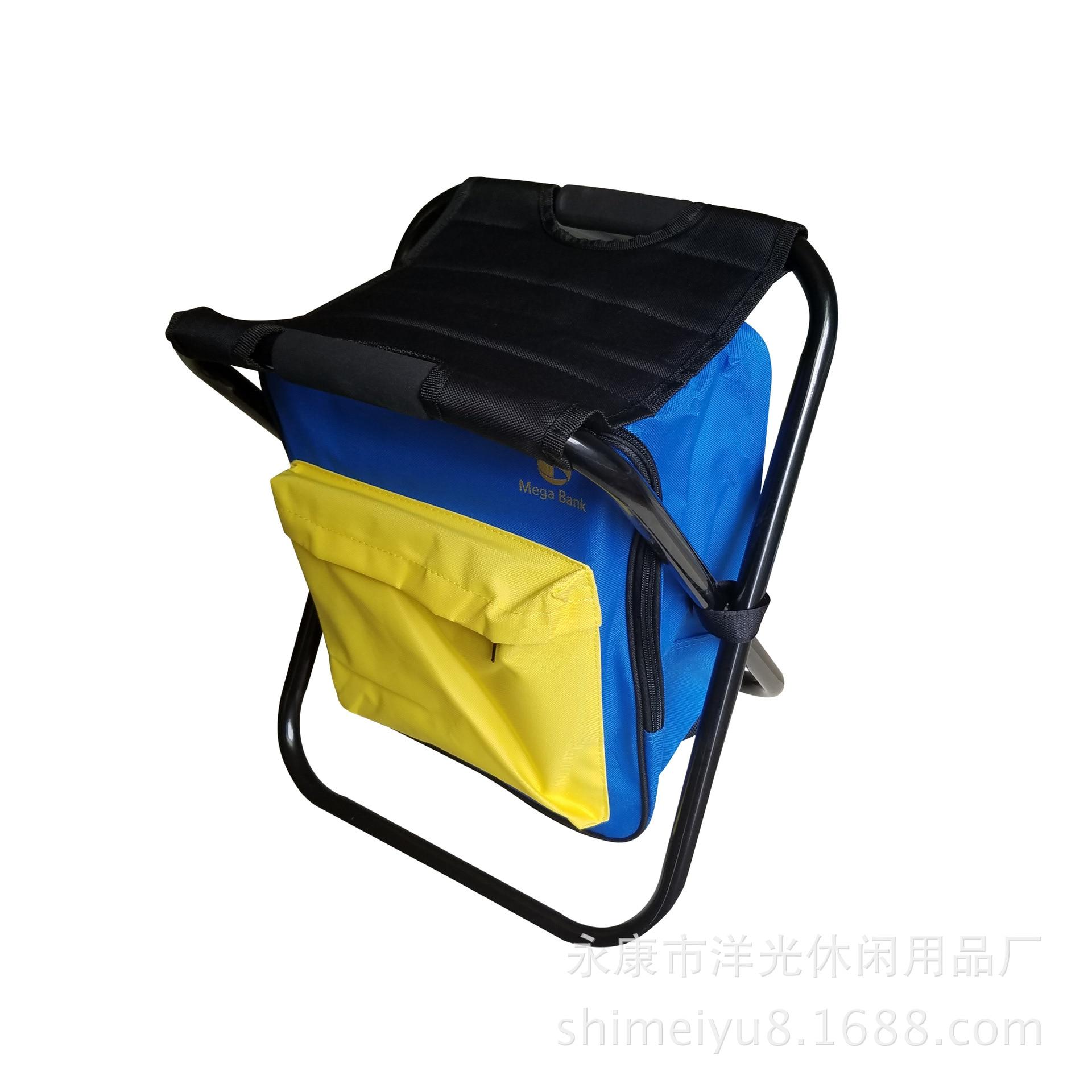Yang guang Повседневный открытый складной рюкзак рыболовный стул многофункциональный походный рюкзак со стулом пляжное кресло
