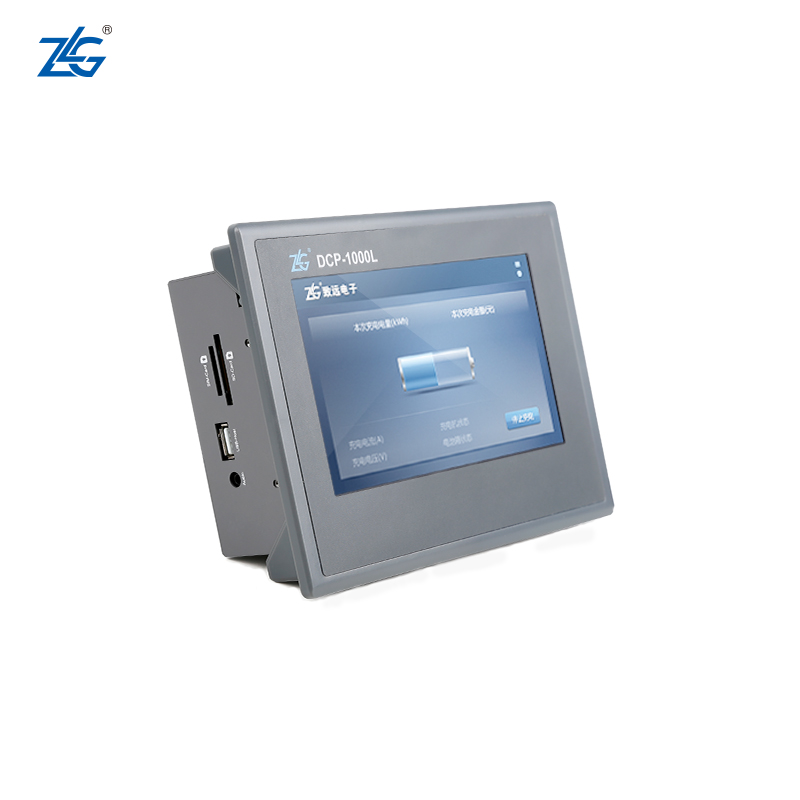 Cortex-A7 Processor Industrial Display And Control Unit Terminal DCP-1000L