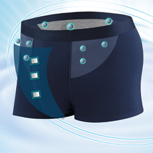 Man Must-have Underpants Energy Magnets Underwear and Quantum Chip Boxer Shorts