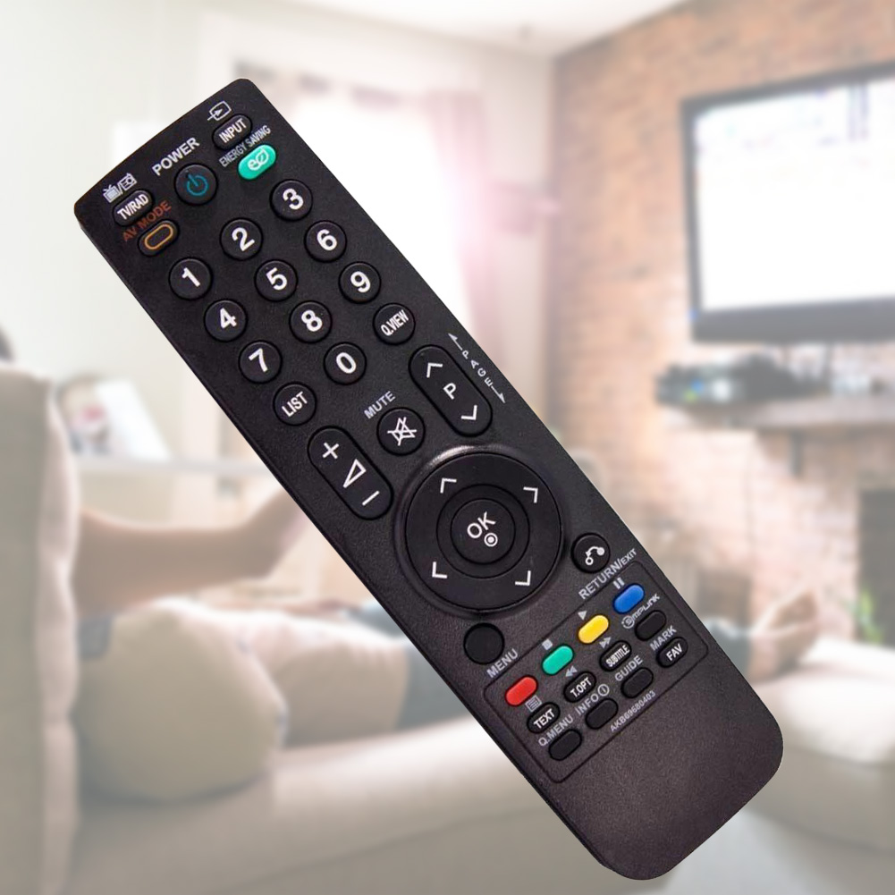 Home Handheld Battery Powered Practical Remote Control Useful Accessories Replacement For LG Television 32LG2100 32LH2000 3000