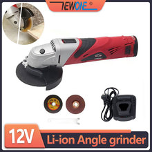 Angle-Grinder Grinding-Machine Power-Tool Lithium-Battery Cordless Hephaestus Angular