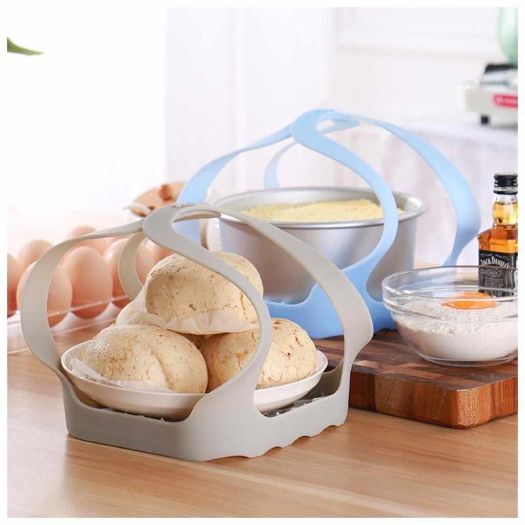 silicone roasting rack durable bakeware
