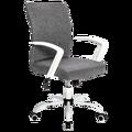 Компьютерное кресло  тканевое офисное кресло  спинное поворотное кресло для персонала  студенческое домашнее современное сидение  удобное ...