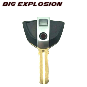 For BMW F800 K1300GT K1200R R1200RT K1300R Motorcycle Accessories Motor Parts Embryo Blank Key image