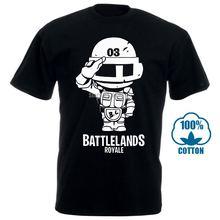 Battlelands royale: официальная Футболка mr нарушения
