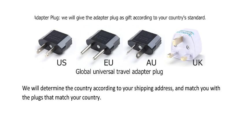 National plug