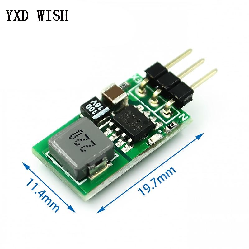 5 шт., сменный регулятор напряжения 5 В/1 а TO-220 Lm7805 7805 5 В, регуляторы положительного напряжения, вход 5,5-32 В до 5 в 1 А, понижающий модуль