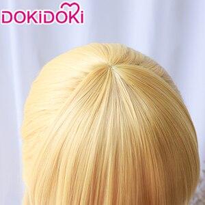 Image 5 - DokiDoki Peluca de Cosplay de Sailor Moon, peluca de Cosplay de Sailor Moon de Tsukino Usagi /Mizuno Ami/Rei Hino/Kino Makoto /Minako Aino Sailor Moon