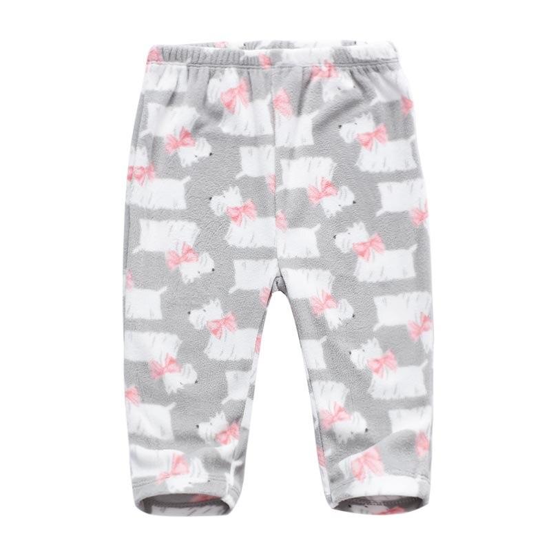 Baby Pants Kids Harem PP Trousers Fleece Boys Girls Toddler Leggings New Born Baby Clothes Panks