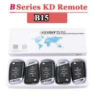 (5 unids/lote) control Remoto B15 control remoto keydiy 3 botones serie B control remoto para KD900 gurg200 KD200 hacer nueva llave remota|Sensor y detector|   -