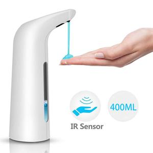 Image 2 - 400ML Automatic Soap Dispenser Electric Soap Dispenser Bathroom Dispenser Smart Sensor Hand Washer Soap Dispensers For Bathroom
