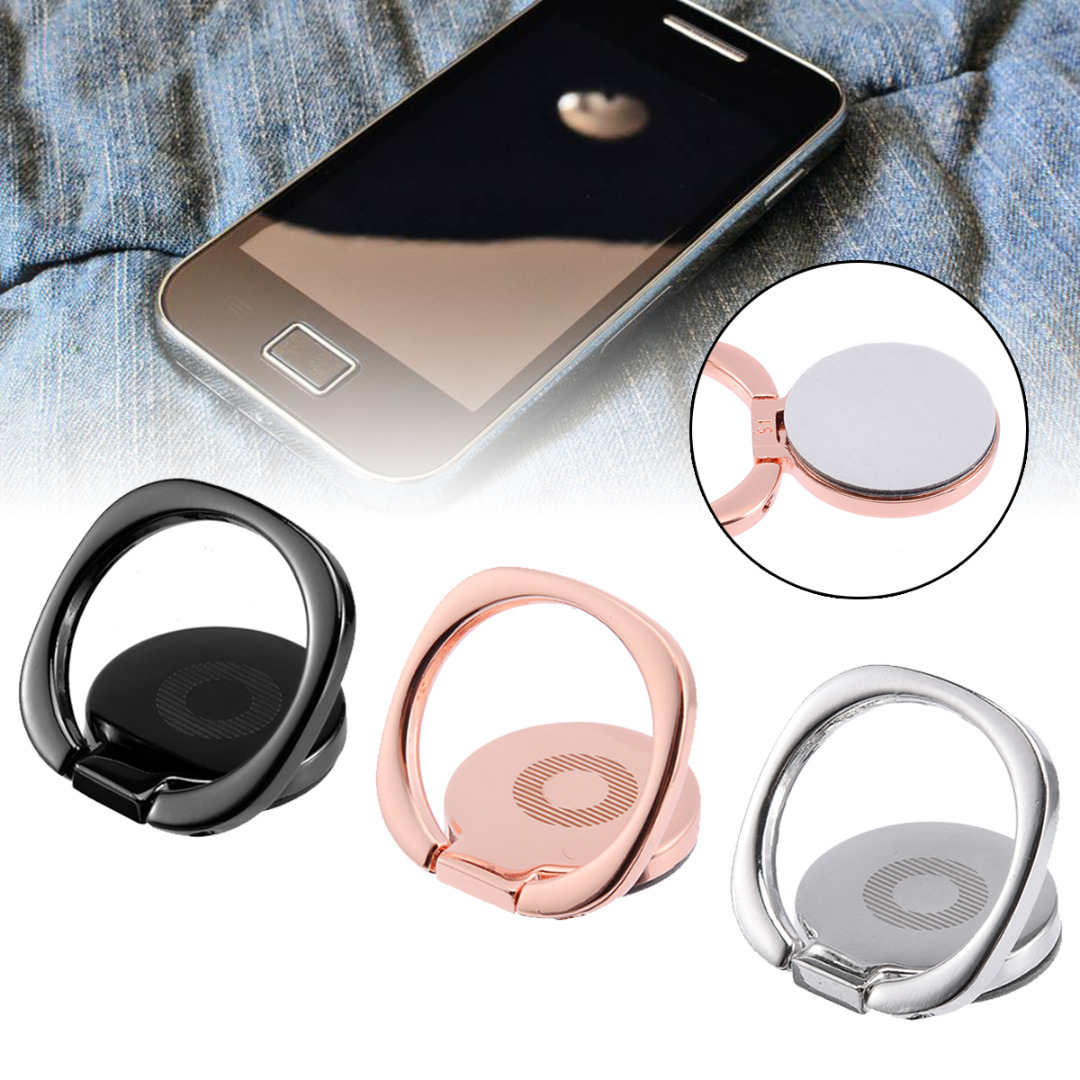Universal Magnetic  Holders 360 Degree Rotating Magnetic Finger Ring Holder Stand For Iphone 11 Pro Max Magnetic Accessories