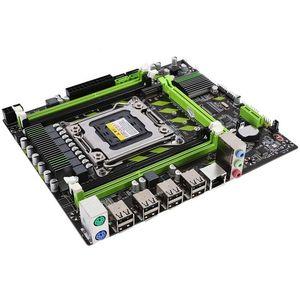 Image 2 - لوحة أم Kllisre X79 X79H LGA 2011 USB3.0 SATA3 تدعم ذاكرة REG ECC ومعالج Xeon E5 4XDDR3