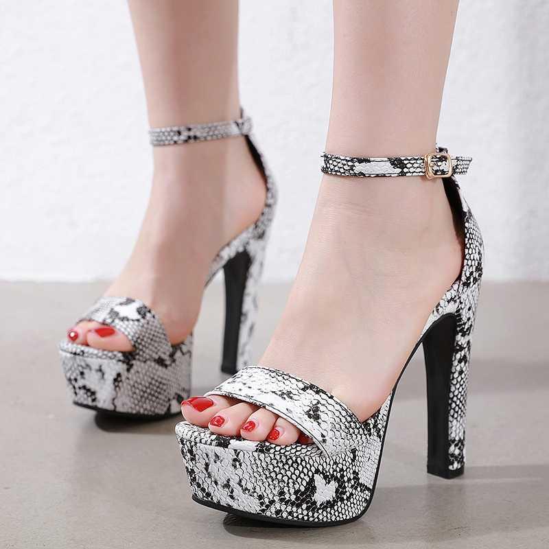 2020 Summer Women Sandals Peep toe