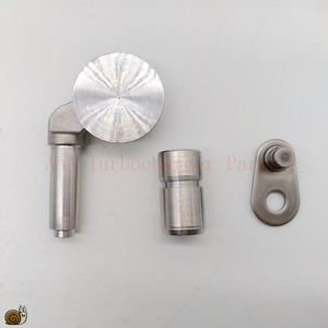 Image 4 - Turbo Part Wastegate TD025 Rattle Flapper Go lf Jet ta Pas sat 1.4TSI CAXA, CAXC 03C145702L 49373 01001 AAA Turbocharger Parts