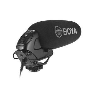 Image 3 - Boya BY BM3030 BM3031 BM3032 BM3032 BM3011 מיקרופון על מצלמה Shotgun הקבל Supercardioid עבור DSLR מצלמות הקלטת אודיו