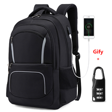 17.3 inch Laptop Backpack Men 2019 NEW Multifunctional Water Repellent Teenager Male Mochila Bag Large Capacity Travel Backpacks 40l 50l 60l large capacity fashion men backpack waterproof travel backpack multifunctional bags male laptop backpacks mochila