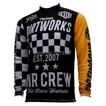 2020 nueva motocross jersey mx mtb jersey maillot ciclismo hombre dh abajo...