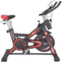 Silent Spinning Bicycle Household Fitness Equipment Exercise Bike Indoor Sports Bicycle Stationary Bicycle(China)