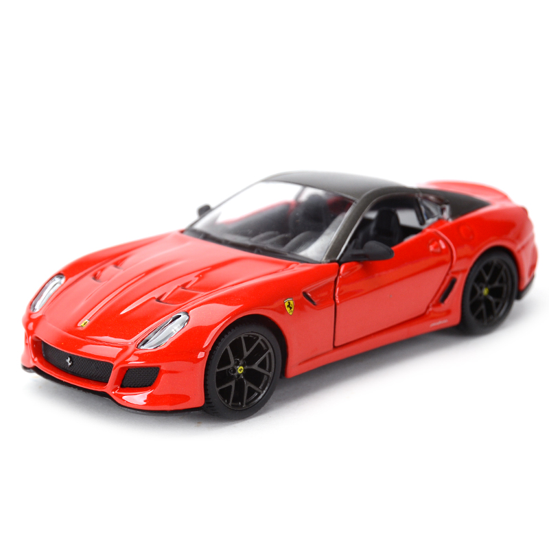 Bburago 1:32 599 GTO Sports Car Static Simulation Diecast Alloy Model Car