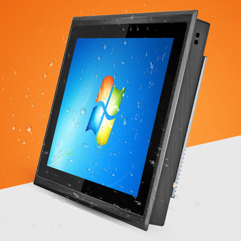10 inch industrial tablet pc touch screen embedded panel pc fanless all in one computer
