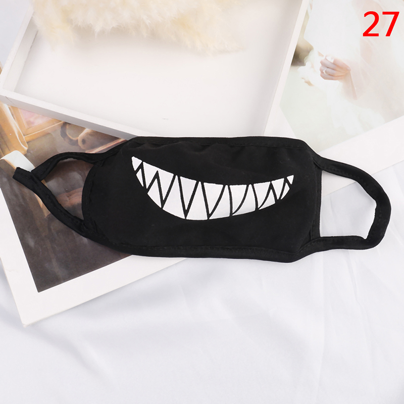 KPOP Fashion Masks (Dustproof)
