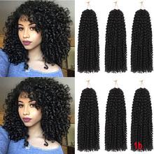 8 #8221 12 #8221 Crochet Hair Marley Braid Hair Ombre Braiding Hair Extensions Synthetic Crochet Braids Grey Black Brown Purple cheap Doris beauty High Temperature Fiber CN(Origin) Marley Braids 20strands pack