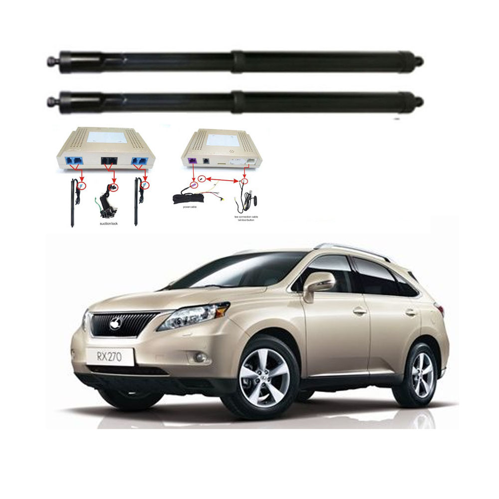 New Electric Tailgate Refitted For LEXUS RX270 Tail Box Intelligent Electric Tail Door Power Tailgate Lift Lock