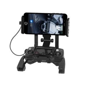 Image 1 - Soporte de tableta con control remoto para teléfono, Clip de Vista frontal para DJI Mavic Dron Air Spark Mavic Pro, iPad mini