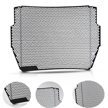 High Quality Motorcycle Radiator Grille Guard Cover Motorcross Radiator Guard FOR Triumph Street Triple S 2017 2018 2019 2020
