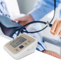 Newest Health Arm Automatic Blood Pressure Monitor BP Sphygmomanometer Pressure Meter Tonometer for Measuring Arterial Pressure
