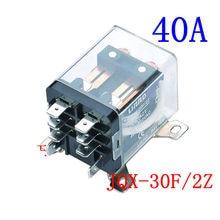 Jqx - 30f / 2z Wird Elektrischen Strom 30th High-power 12v Relais 24v 220 V Ljqx - 40f - 2z 40a