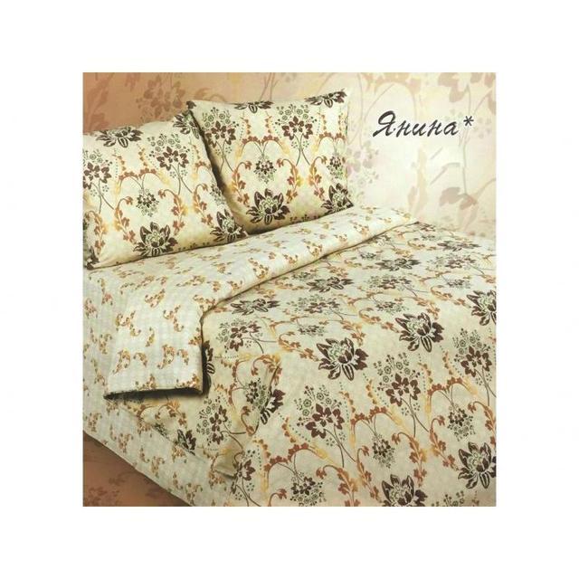 Комплект постельного белья двуспальный ЭКЗОТИКА, Янина*