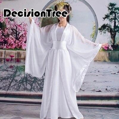 2020 Women Hanfu Dance Costume Uniform Cheongsam Cotton Tang Suit Dress Female Chinese Traditional  Dresses Clothes