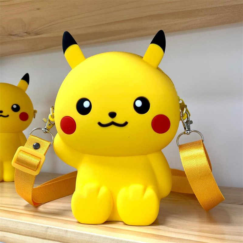 Hot Pokemo Go Cute Picachu 3D Case For