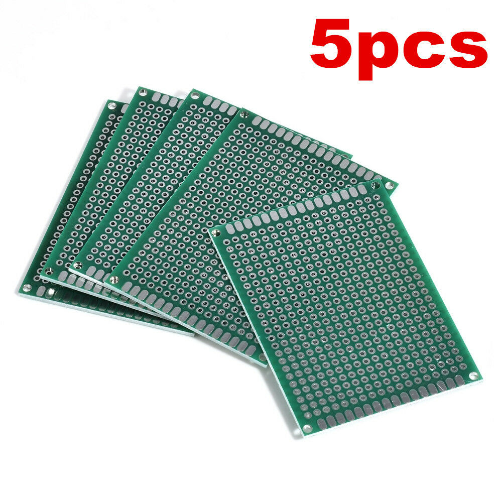 PCB Board 4x6 Cm Universal Printed Circuit Board 4*6 Single Side Prototype PCB Plate 40*60mm For Arduino Experiment Copper Board