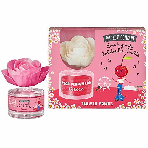 The Fruit Company Flower Power Cherry Air Freshener 50 Ml