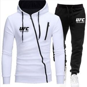 2020 New Men's Sets drop shipping hoodies+Pants Harajuku wholesale Sport Suits Casual Sweatshirts Tracksuit Sportswear plus 4XL