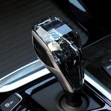 Dökün X3 kristal bouton de vitesse universel değişimi de vitesse kristal aksesuarları pièces manuel manette de vitesse automatiq