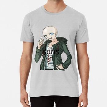 Camiseta de komaeda sans, danganronpa undertale komaeda sans