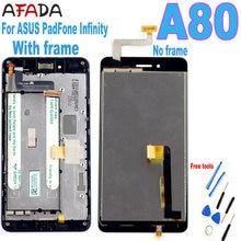 Для asus padfone 3 infinity t005 a80 ЖК дисплей кодирующий преобразователь