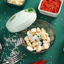Gadgets de robot alimentaire multifonctionnels pour la maison et la cuisine, outil de créativité manuel pour l'ail, le gingembre, le piment et la viande hachée