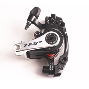 Image 5 - TRP Spyre הודעה הר מול & אחורי כולל 160mm אמצע הרוטור כביש אופני אופניים סגסוגת מכאני דיסק בלם סט