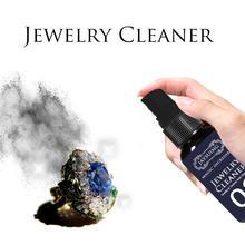 50 мл очиститель ювелирных изделий спрей для удаления нетоксичный безвредный зачистной молоток для золотые часы кольцо с бриллиантом