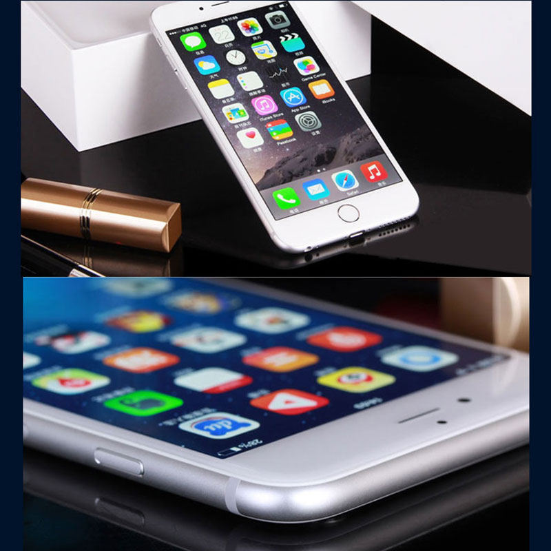 Used Original Apple iPhone 6s plus Smartphone 2GB RAM 16/64/128GB ROM Fingerprint LTE 5MP Mobile Phone