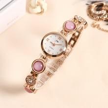 Top Bracelet Women Watch Brand Luxury Quartz Wrist