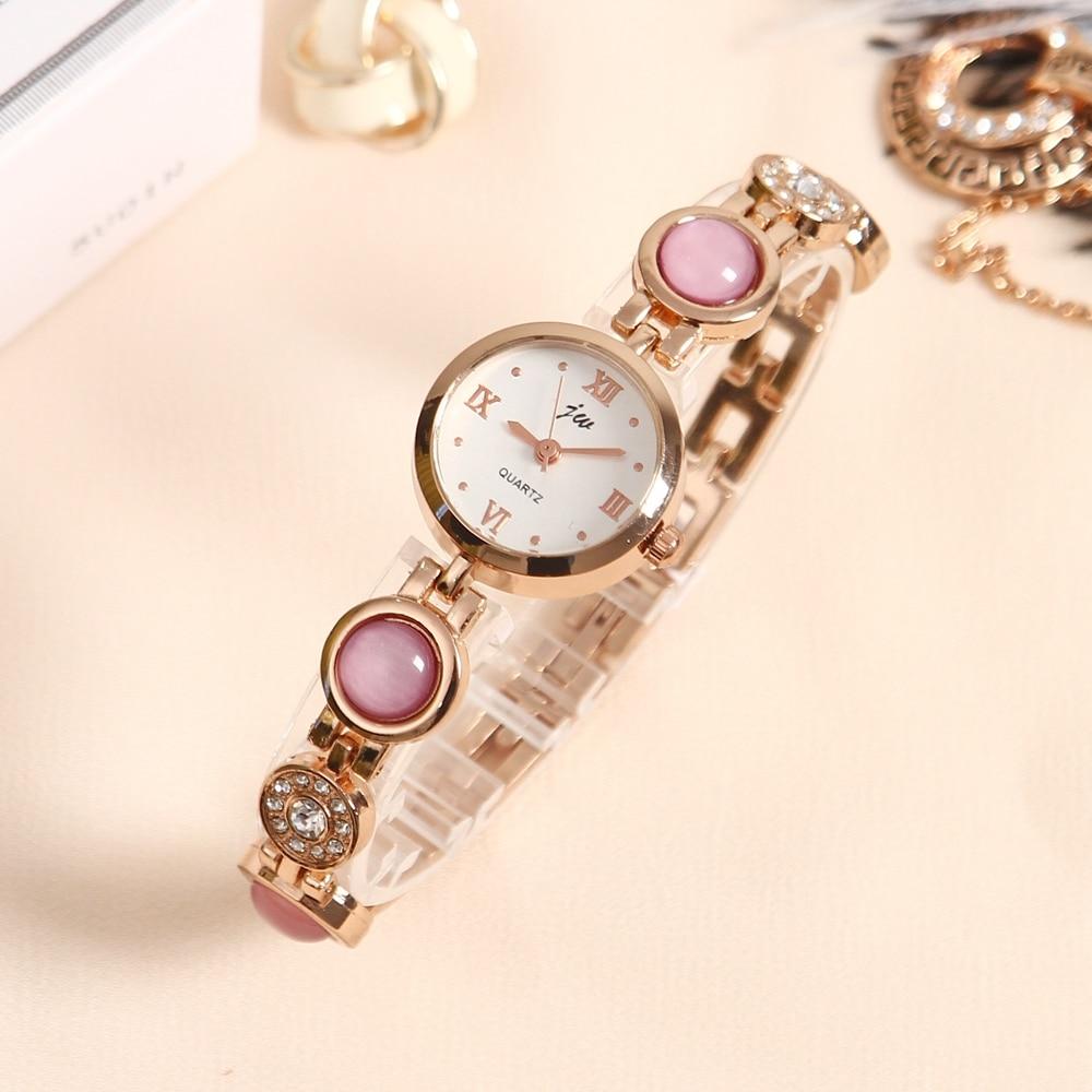 Top Bracelet Women Watch Brand Luxury Quartz Wrist Watch Paul Style Fashion Vintage Ladies Watch Clock Relogio Montre Femme