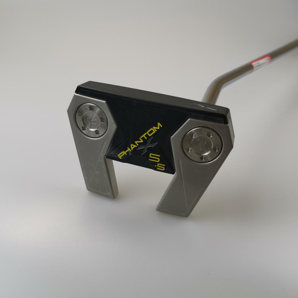 Golf Clubs Black Golf Putter PHANTOM X5.5 32-36 Inch High Quality With Head Cover Free Shipping