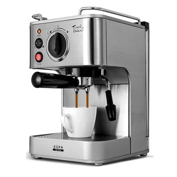 Italian Semi-Automatic Coffee Machine Household Commercial Steam Stainless Steel 19bar TSK-1819A